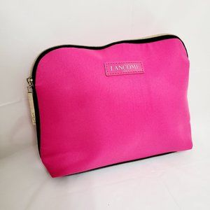 NWOT Pink Lancome Accessories Bag
